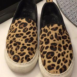 Gap Cheetah Slip Ons